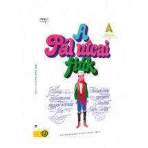 A PÁL UTCAI FIÚK (DVD)