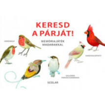 KERESD A PÁRJÁT! - MEMÓRIAJÁTÉK MADARAKKAL