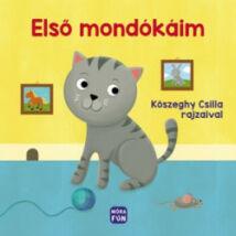 ELSŐ MONDÓKÁIM