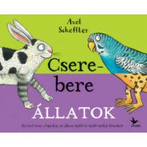 CSERE-BERE ÁLLATOK