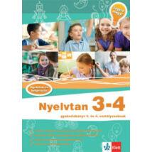 JEGYRE MEGY - NYELVTAN 3-4