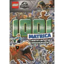 1001 MATRICA - LEGO JURASSIC WORLD - HIHETETLEN DINOSZAURUSZOK