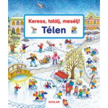 KERESS, TALÁLJ, MESÉLJ! - TÉLEN