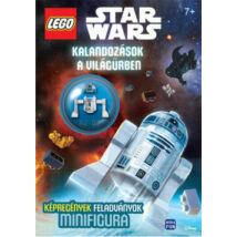 LEGO-STAR WARS - KALANDOZÁSOK A VILÁGŰRBEN