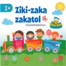 ZIKI-ZAKA ZAKATOL - MONDÓKÁSKÖNYV