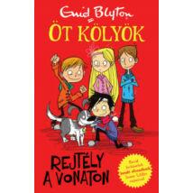 REJTÉLY A VONATON - ÖT KÖLYÖK 3.