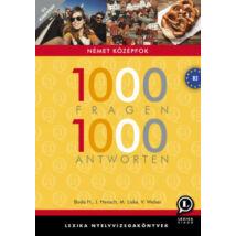 1000 FRAGEN 1000 ANTWORTEN - NÉMET KÖZÉPFOK