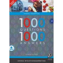 1000 QUESTIONS 1000 ANSWERS - ANGOL KÖZÉPFOK