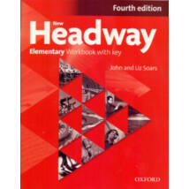 NEW HEADWAY ELEMENTARY WORKBOOK WITHOUT KEY - FOURTH EDITION