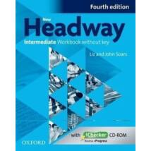 NEW HEADWAY INTERMEDIATE WORKBOOK WITHOUT KEY - FOURTH EDITION