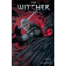 THE WITCHER - HÚS ÉS TŰZ