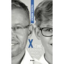 X-TIME - A JÖVŐGENERÁCIÓS PÉNZÜGYI TANÁCSADÁS