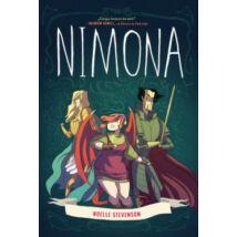 NIMONA (KÉPREGÉNY)