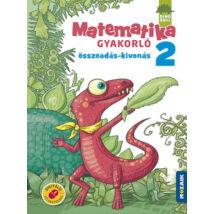 DÍNÓSULI -MATEMATIKA GYAKORLÓ 2. O. - ÖSSZEADÁS-KIVONÁS