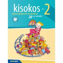 KISOKOS 2. KÉPESSÉGFEJLESZTŐ MF. MATEMATIKA 20-AS SZÁMKÖR