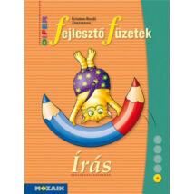 DIFER FEJLESZTŐ FÜZETEK - ÍRÁS