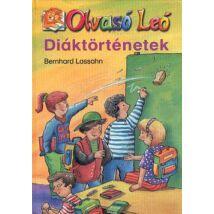OLVASÓ LEÓ - DIÁKTÖRTÉNETEK