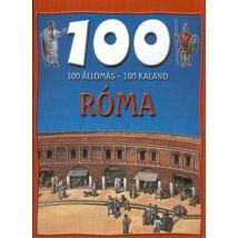100 ÁLLOMÁS-100 KALAND RÓMA