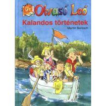 OLVASÓ LEÓ - KALANDOS TÖRTÉNETEK