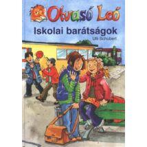 OLVASÓ LEÓ - ISKOLAI BARÁTSÁGOK