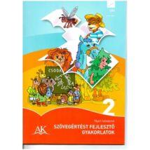 SZÖVEGÉRTÉST FEJLESZTŐ GYAKORLATOK 2. ÉVF AP-020125