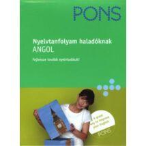 PONS - NYELVTANFOLYAM HALADÓKNAK ANGOL