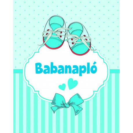 BABANAPLÓ (KÉK)