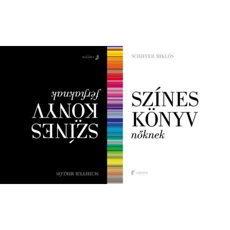 SZÍNES KÖNYV NŐKNEK/FÉRFIAKNAK