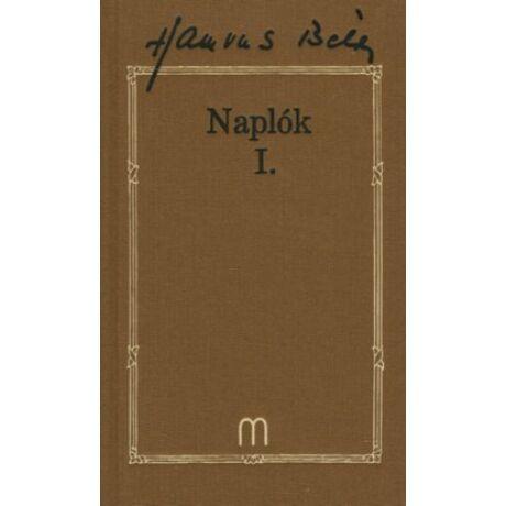 NAPLÓK I.-II. (HAMVAS 23-24.)
