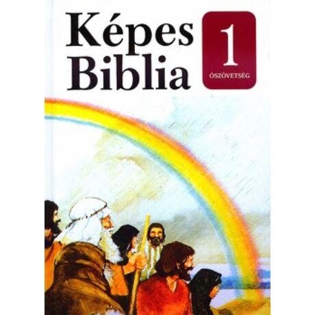 KÉPES BIBLIA 1-2.