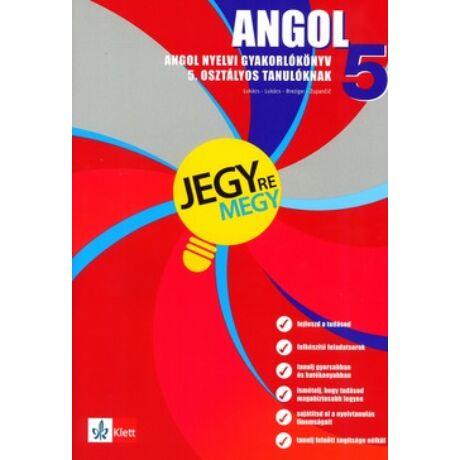 JEGYRE MEGY - ANGOL 5.