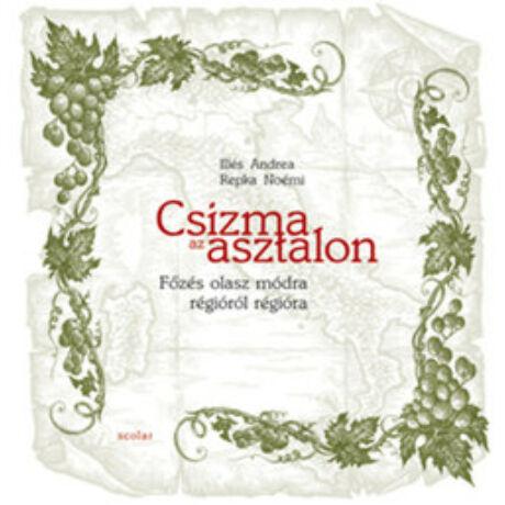 CSIZMA AZ ASZTALON