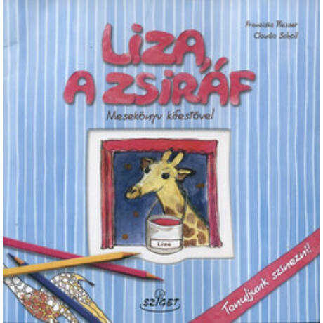 LIZA, A ZSIRÁF