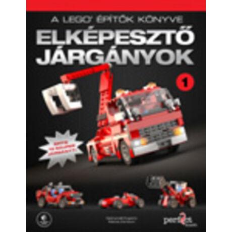 A LEGO® ÉPÍTŐK KÖNYVE 1. - ELKÉPESZTŐ JÁRGÁNYOK