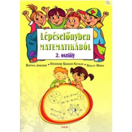 LÉPÉSELŐNYBEN MATEMATIKÁBÓL 2. OSZT./4.