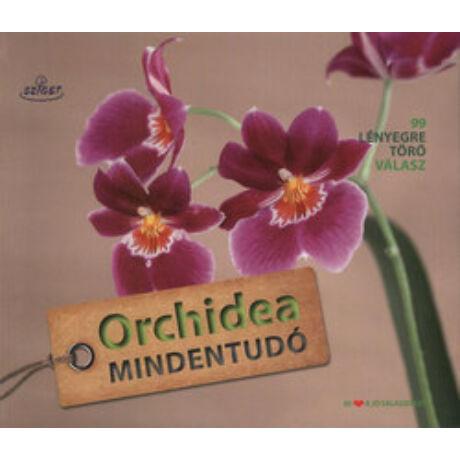 ORCHIDEA MINDENTUDÓ