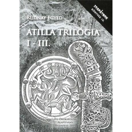 ATILLA TRILÓGIA I-III.