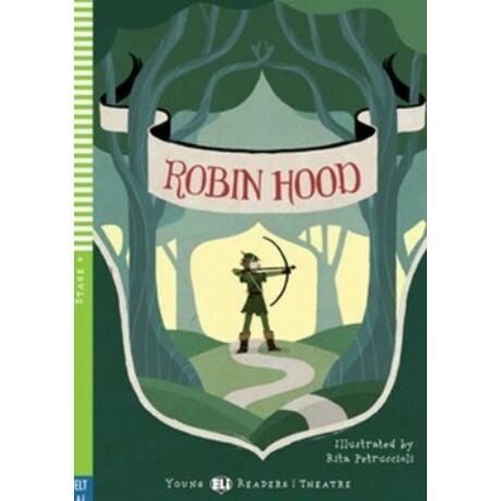ROBIN HOOD + CD