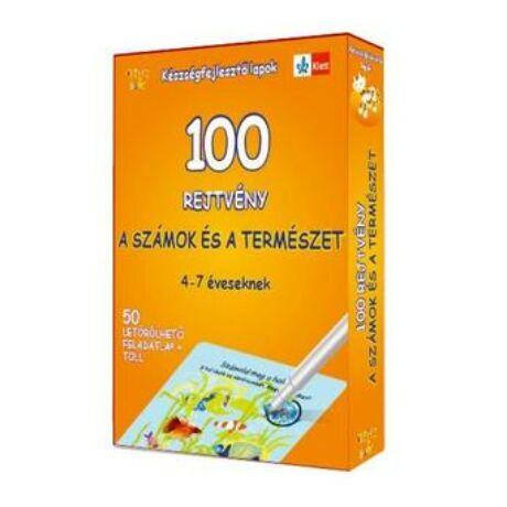 100 REJTVÉNY - A SZÁMOK ÉS A TERMÉSZET