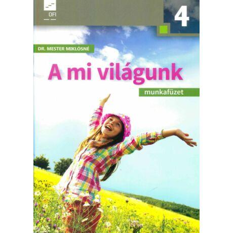 A MI VILÁGUNK 4. MF. AP-040913