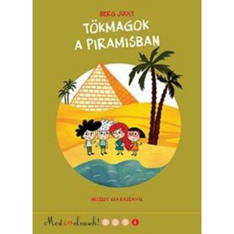 TÖKMAGOK A PIRAMISBAN 4.
