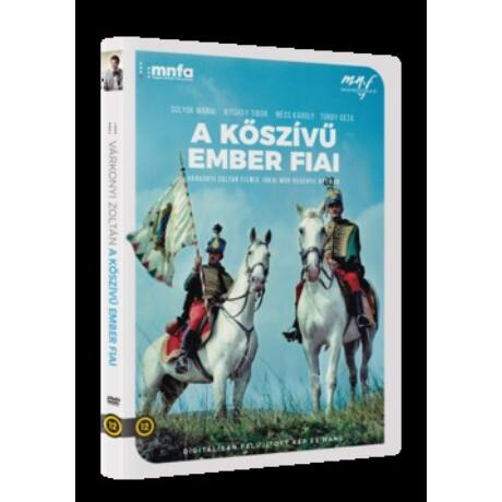 A KŐSZÍVŰ EMBER FIAI DVD - FELÚJÍTOTT