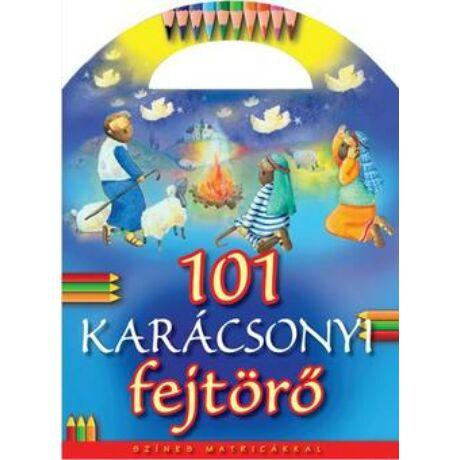 101 KARÁCSONYI FEJTÖRŐ