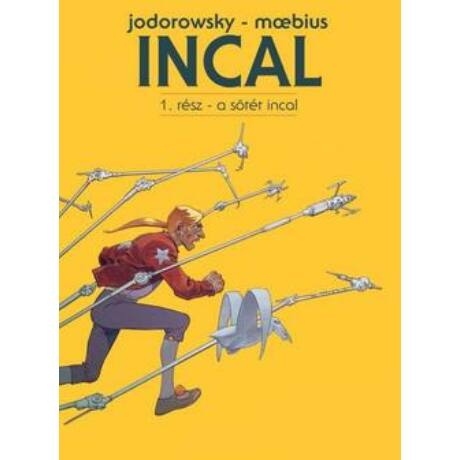 INCAL 1. - A SÖTÉT INCAL