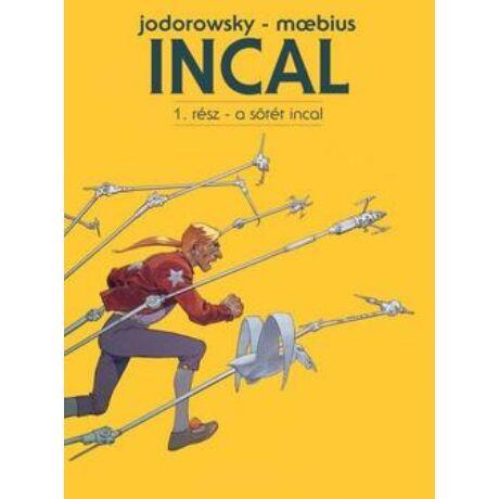 INCAL 1. - A SÖTÉT INCAL