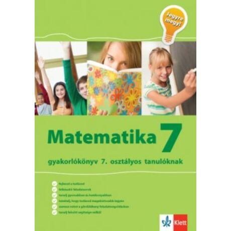 JEGYRE MEGY - MATEMATIKA 7.