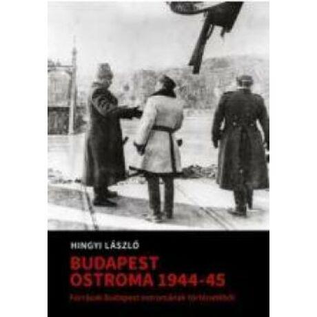 BUDAPEST OSTROMA 1944-45