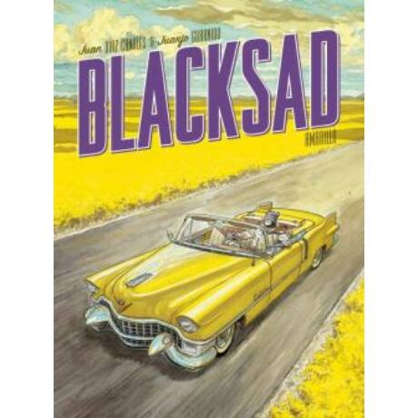 BLACKSAD 5 - AMARILLO