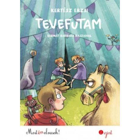 TEVEFUTAM - MOST ÉN OLVASOK! 2. SZINT