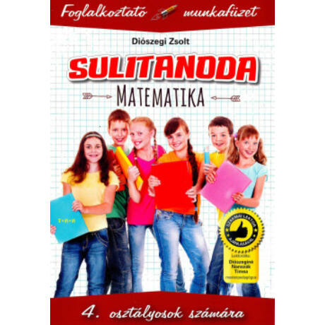 SULITANODA-MATEMATIKA 4. OSZTÁLY